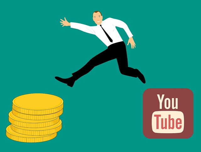Youtube 収益化 広告収入 仕組み